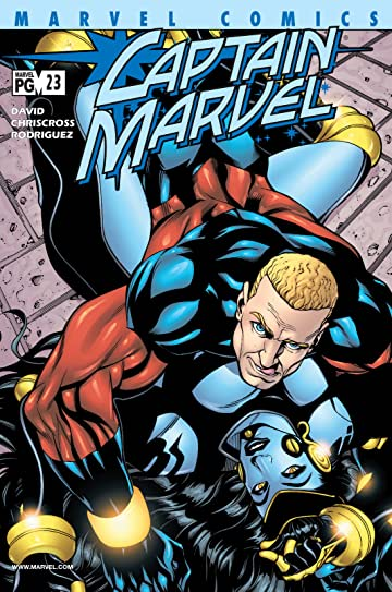 Captain Marvel (2000-2002) #23