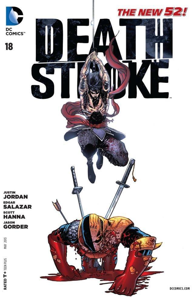 Deathstroke (2011-2013) #18