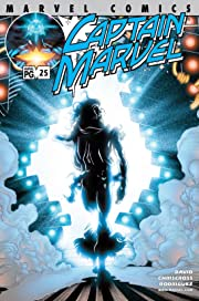 Captain Marvel (2000-2002) #25