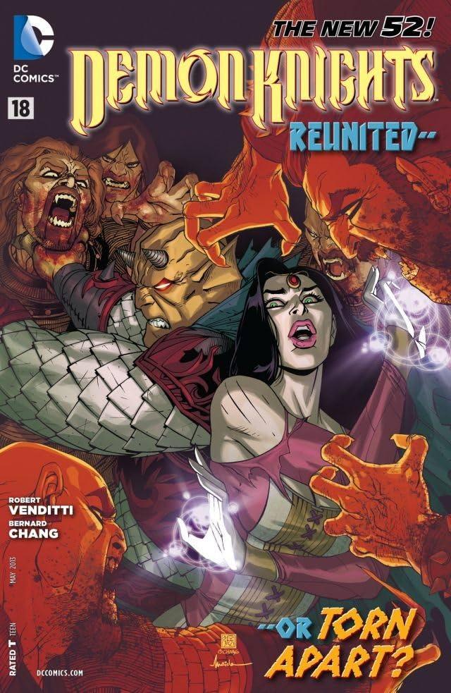 Demon Knights (2011-2013) #18