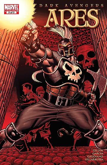 Dark Avengers: Ares (2009) #3 (of 3)