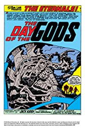 Eternals (1976-1978) #1