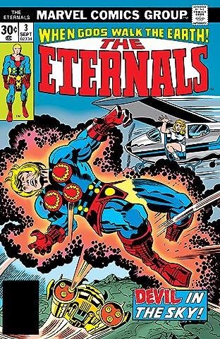 Eternals (1976-1978) #3