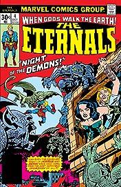 Eternals (1976-1978) #4