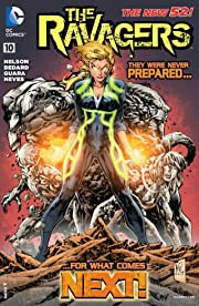 The Ravagers (2012-2013) #10