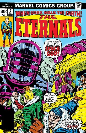 Eternals (1976-1978) #7