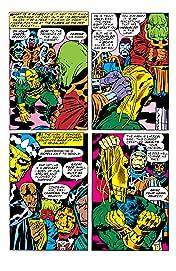 Eternals (1976-1978) #8