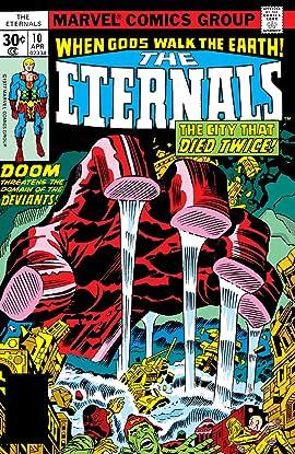 Eternals (1976-1978) #10