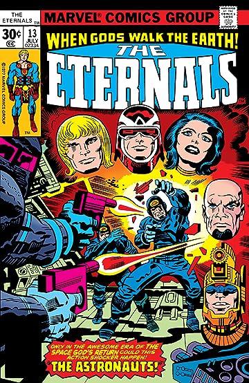 Eternals (1976-1978) #13