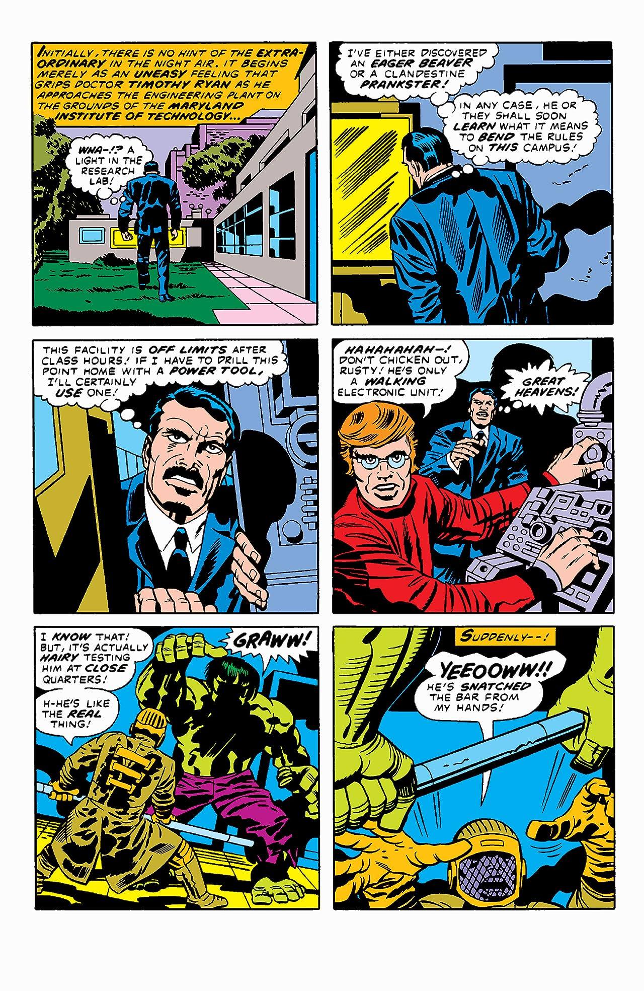 Eternals (1976-1978) #14