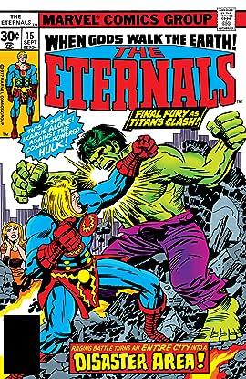 Eternals (1976-1978) #15