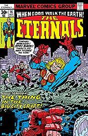Eternals (1976-1978) #16