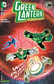 Green Lantern: The Animated Series #12