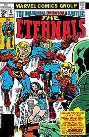Eternals (1976-1978) #17