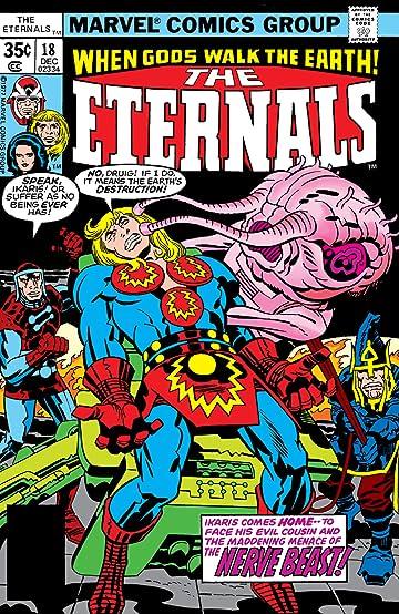 Eternals (1976-1978) #18