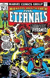 Eternals (1976-1978) #19