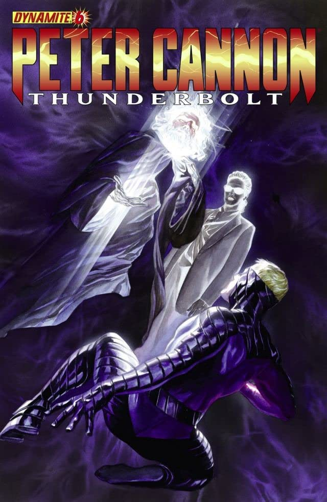 Peter Cannon: Thunderbolt (2012-2013) #6