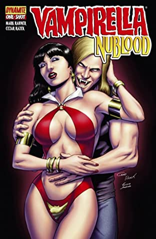 Vampirella: Nublood