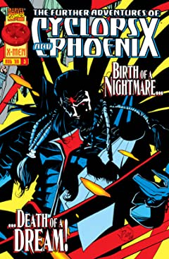 The Further Adventures of Cyclops and Phoenix (1996) No.3 (sur 4)