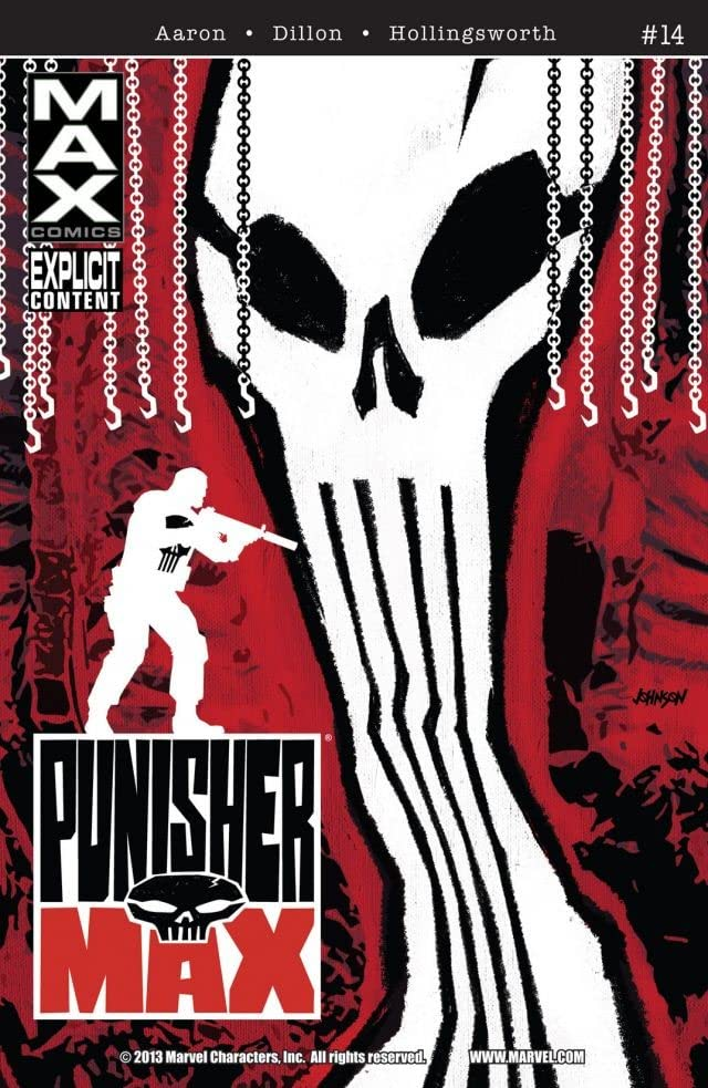 PunisherMax #14