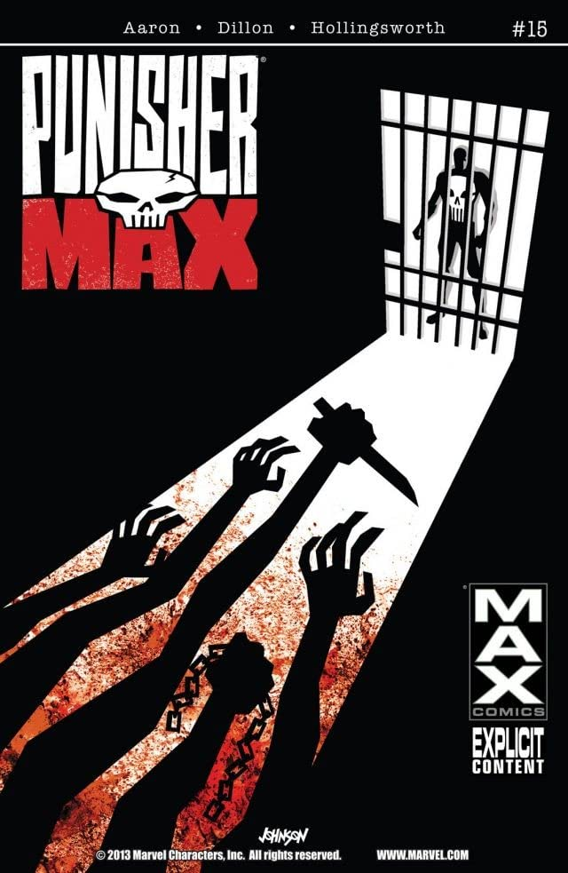 PunisherMax #15