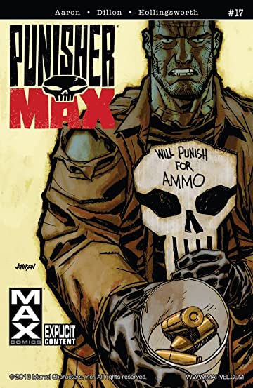 PunisherMax #17