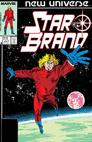 Star Brand (1986-1987) #1