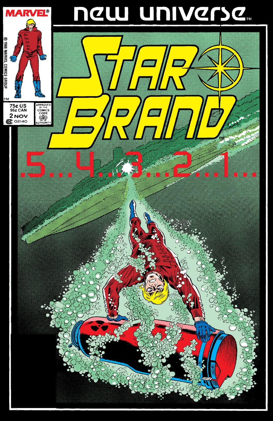 Star Brand (1986-1987) #2