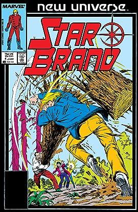 Star Brand (1986-1987) #4