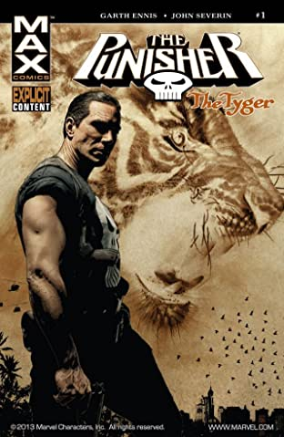 Punisher: The Tyger
