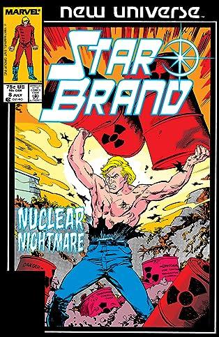 Star Brand (1986-1987) #8