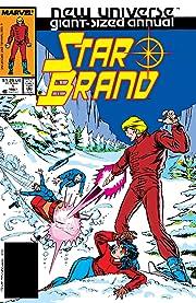 Star Brand (1986-1987) Annual #1