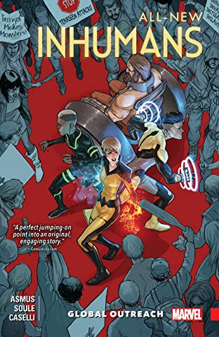 All-New Inhumans Tome 1: Global Outreach