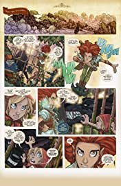 Fairy Quest: Outlaws #2 (of 2)