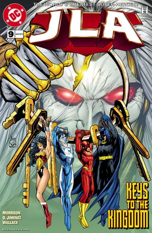 JLA (1997-2006) #9