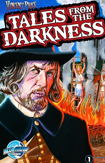 Vincent Price: Tales From the Darkness #1