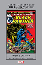 Black Panther Masterworks Vol. 1