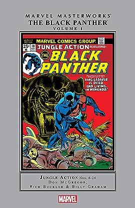 Black Panther Masterworks Vol. 1