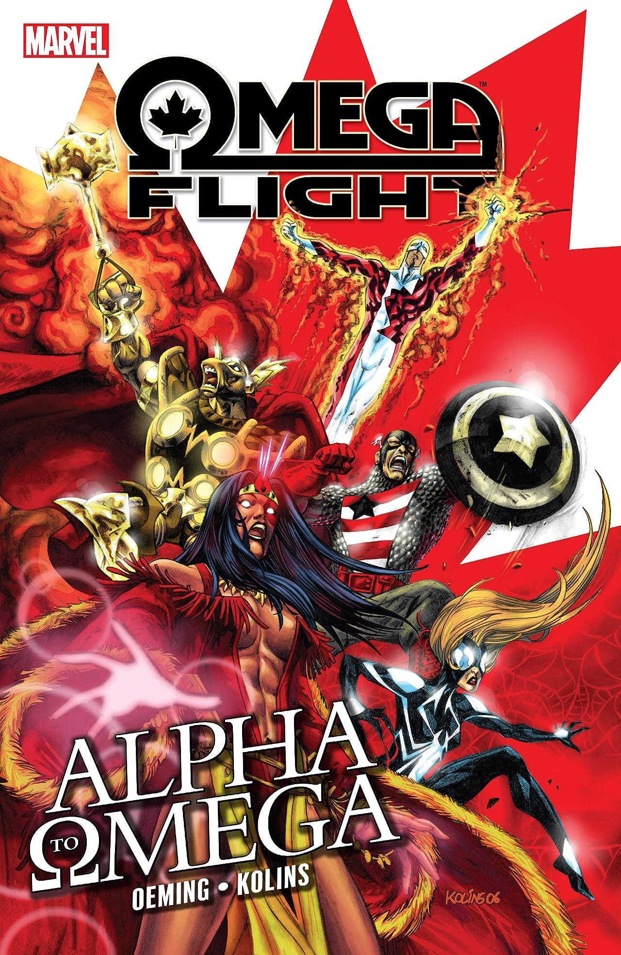 Omega Flight: Alpha to Omega