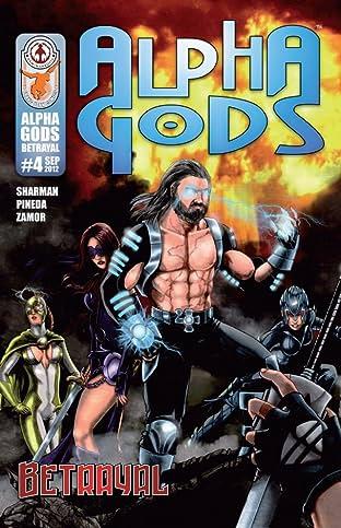 Alpha Gods #4: Betrayal