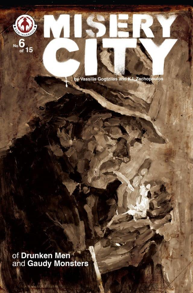 Misery City #6