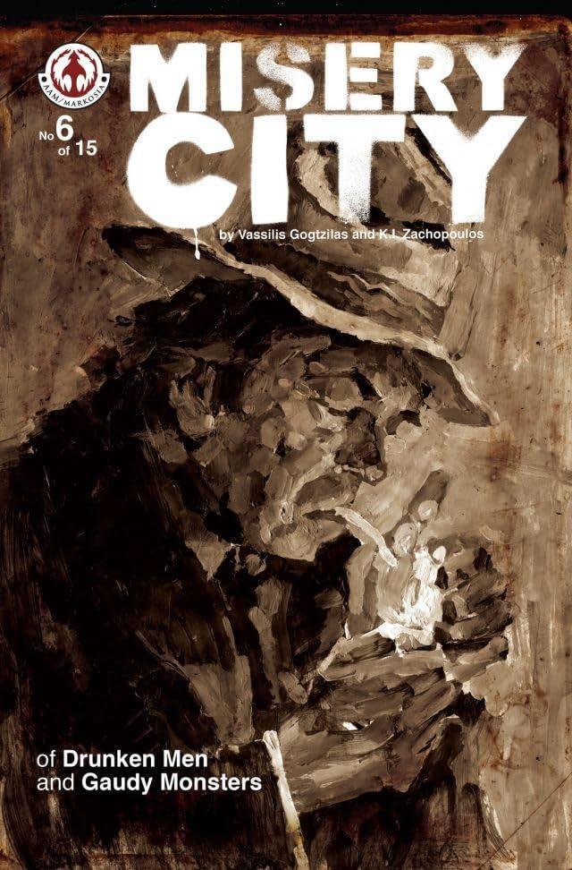 Misery City #6