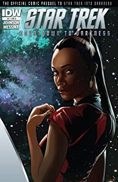 Star Trek: Countdown To Darkness No.2