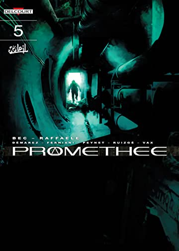 Promethee Vol. 5: Sarcophagus