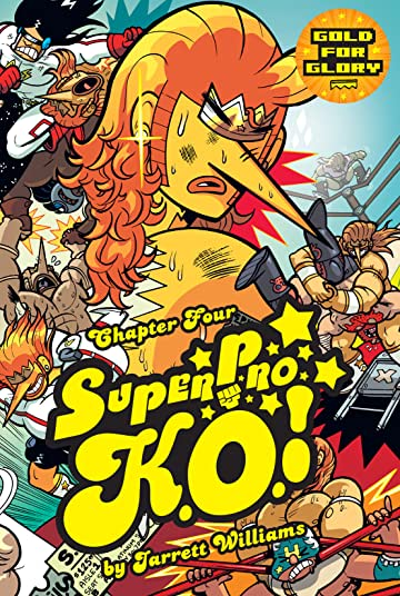 Super Pro K.O. Vol. 3 #4