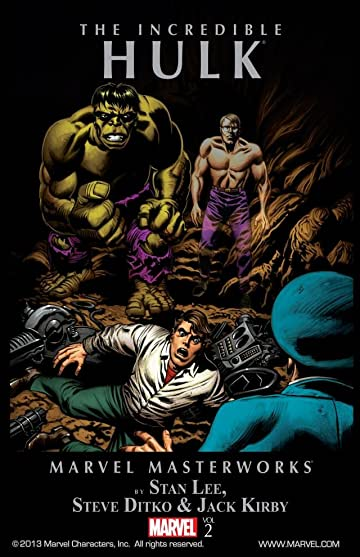 Incredible Hulk Masterworks Vol. 2