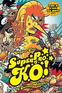Super Pro K.O. Vol. 3 #5