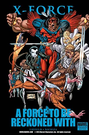 X-Force: Force To Be Reckoned With