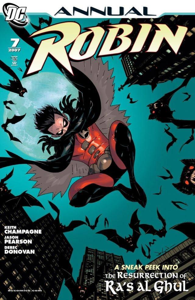 Robin (1993-2009) #7: Annual
