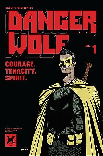 Danger Wolf #1